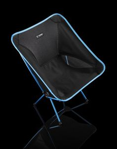 Chair One from Helinox. Takes a bit of getting used to but is strong as. Will be buying one as it folds down so small.