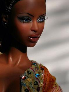 Fashion Royalty Doll.