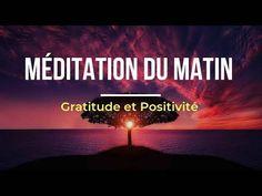 Courte méditation du matin. Vous pouvez utiliser cette méditation tous les jours, dès que vous vous levez ou avant de partir de chez vous pour démarrer votre journée. Cette méditation youtube du matin vous aidera à bien commencer la journée avec gratitude et positivité. #courteméditationyoutube #mditationpourbiencommencerlajournée #méditationdumatin #méditationtouslesjours #meditationyoutube Gratitude, Chakras, Movies, Movie Posters, Music, Chakra, Films, Grateful Heart, Film Poster