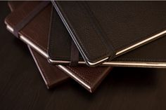 Pad and Quill Luxury Leather Octavo Cases for iPad 2/3/4