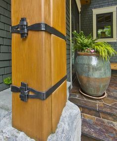 Blacksmithed Design Ideas, Pictures, Remodel, and Decor - page 32