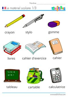 Learning French or any other foreign language require methodology, perseverance and love. In this article, you are going to discover a unique learn French method. French Basics, French For Beginners, Learn French Fast, Learn To Speak French, Learning French For Kids, Learning Italian, French Language Lessons, French Language Learning, French Teaching Resources