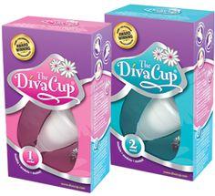 Diva Cup in 2 Größen * BUNTERwegs