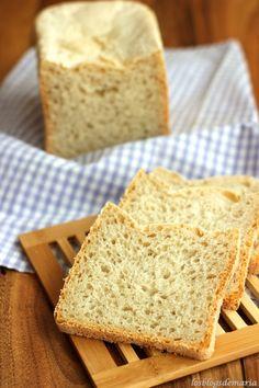 Pan en panificadora con masa madre | La cocina perfecta