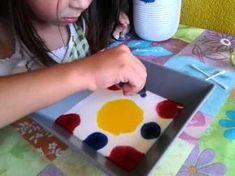 Experimentos para niños caseros y fáciles