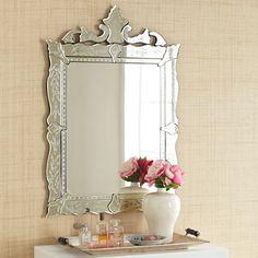 Stunning Venetian Mirror