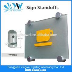 High Quality Wall Mounted Shelf Standoffs