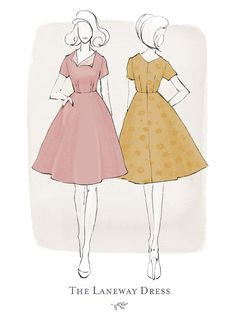 My adventures in sewing, vintage and knitting amongst other things. Inspiration comes from the 1940's, 1950's & 1960's.