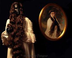 Empress Elisabeth long hair