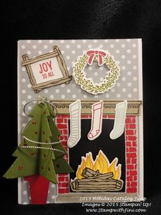 Peaceful Pines Holiday Catalog Swap 2015 (2)