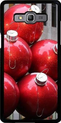 Hülle für Samsung Galaxy A5 (SM-A500) - Weihnachtsschmuck: Amazon.de: Elektronik