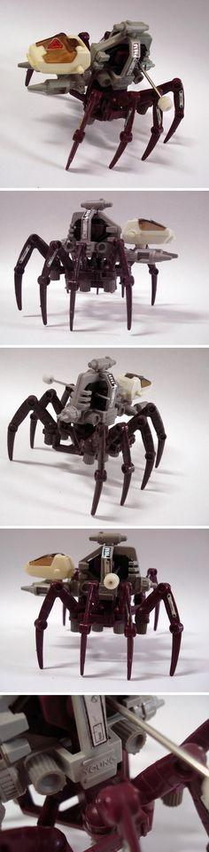 전시실 - 영실업 Spider (그란툴라)