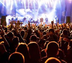 Asistir a conciertos es la mejor forma de motivarse
