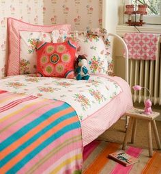 Bedding, pillows and toys from Room 7, The Netherlands, www.roomseven.com