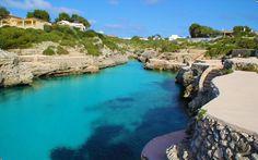 Cala en Brut, Menorca. Una de las calas más bonitas!