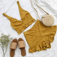 Cute Everyday Outfits, Cute Outfits For Kids, Outfits For Teens, I Love Fashion, Girl Fashion, Fashion Outfits, Spring Fashion, Basic Outfits, Preppy Outfits