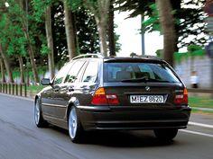 E46 BMW 328i Touring