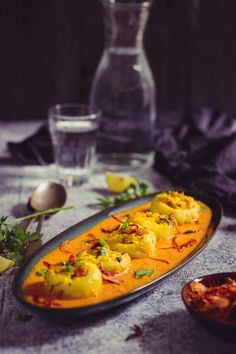 Shahi Bharwan Tinde is a royal recipe where tinde are stuffed with paneer and nuts and then served with a rich and creamy gravy. Here is how to make this dish.