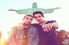 Austin Mahone posta vídeo de sua passagem pelo Brasil - http://metropolitanafm.uol.com.br/novidades/famosos/austin-posta-video-brasil