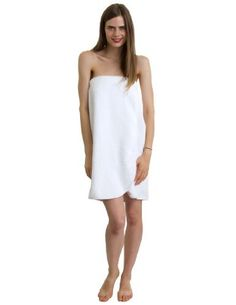 5f4a4f7f25 Industries Needs — TowelSelections Cotton Terry Bath Towel Wrap for... Spa  Towels