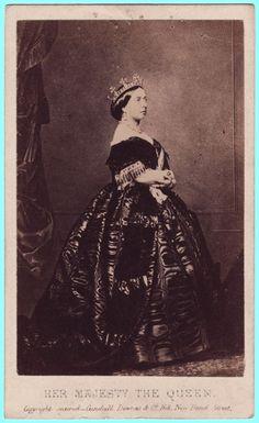 Queen Victoria, Nov. 14, 1861