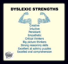 october is dyslexia awareness month - Google Search