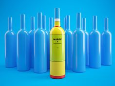 Wine, or maybe not? (Concept) on Packaging of the World - Creative Package Design Gallery