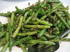 My Culinary Story: Chinese Green Beans