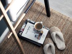 Sadepäivä  | Kirjat, kahvi ja aamutossut