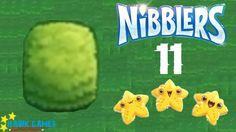 Nibblers - 3 Stars Walkthrough Level 11