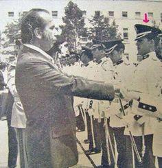 Nunca se imaginó CAP que este cadete sería el engendro del odio y el destructor de Venezuela