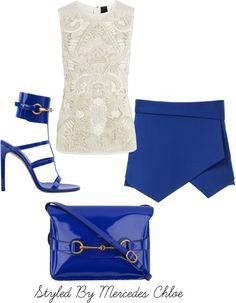 #VeraWang #Gucci #zara #netaporter #MercedesChloe #Dolce #Style #fashion #blue