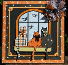 Waiting for halloween by diannep575 - Cards and Paper Crafts at Splitcoaststampers