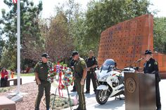 Saddleback College hosted a 9/11 commemoration ceremony to pay tribute to the victims of September 11, 2001.