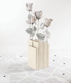 Biblio Tek Buchständer / Vase | Seletti | Buchstütze