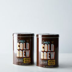 Grady's Cold Brew Bean Bags (Pack of 2) on Provisions by Food52