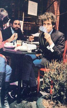 Bob Dylan 6th Avenue New York City - 1965