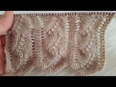 Shawl Cardigan, Diy Crafts Hacks, Baby Knitting Patterns, Lace Knitting, Knitted Slippers, Lace Shorts, Free Pattern, Embroidery, Crochet