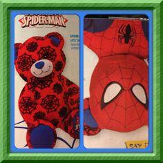 Spiderman at Build A Bear