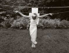 The Housewife Crucifix by @ Chehalis Hegner