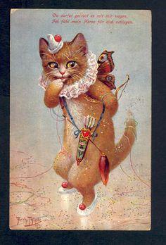 Arthur THIELE postcard | eBay