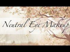 Naked 2 Palette Neutral Eye Look - YouTube