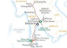 A little bit of everything   Itinerary   Thailand - Lonely Planet