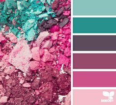powdered palette Frm Wright's bd: Design