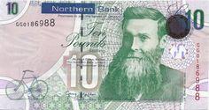Irish banknote