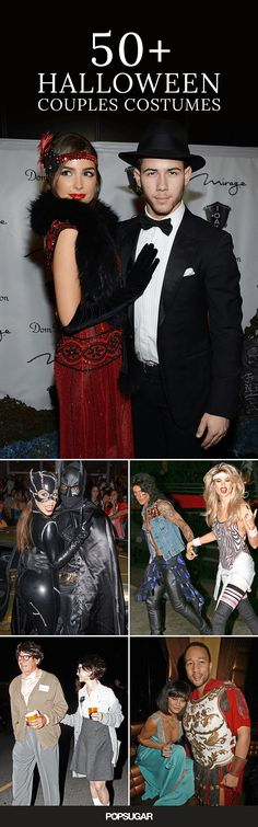 55+ Celebrity Couples Halloween Costumes