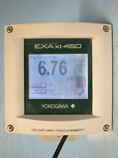 Yokogawa EXAxt 450 PH450G-A-U/UM PH/ORP Converter Operator Interface EXAxt450. See more pictures details at http://ift.tt/25mw8Sw