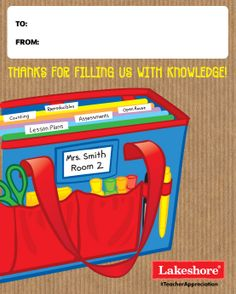 Thanks for filling us with knowledge! #LakeshoreLearning #freeprintable