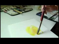 Watercolor painting can be done in a variety of styles and techniques, as it is a quite versatile medium. Paint with TUT  watercolors with tips from an artist in this free video on painting and drawing.
