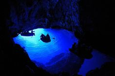 holiday bucket list, weird places to visit, otherworldly places on earth Blue Cave,Croatia Blue Cave Croatia, Places To Travel, Places To See, Vietnam, Sea Cave, Day Trip, Borneo, Antalya, Trip Advisor